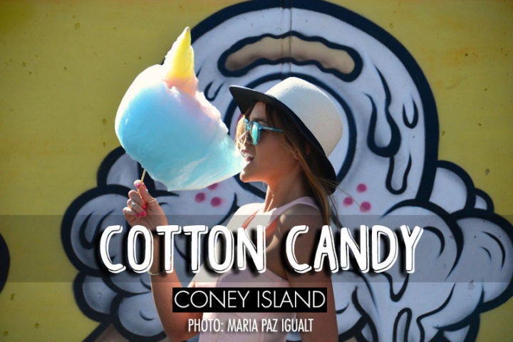 COTTON CANDY – Coney Island