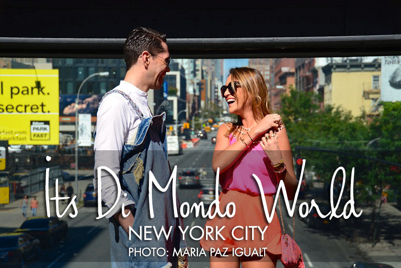 I'ts Di Mondo's World – NYC