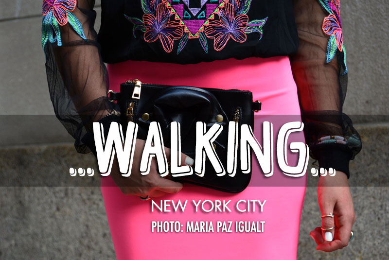 Outfit Del Día – New York