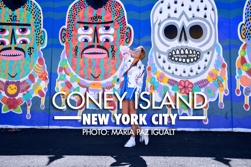 Coney Island- NYC