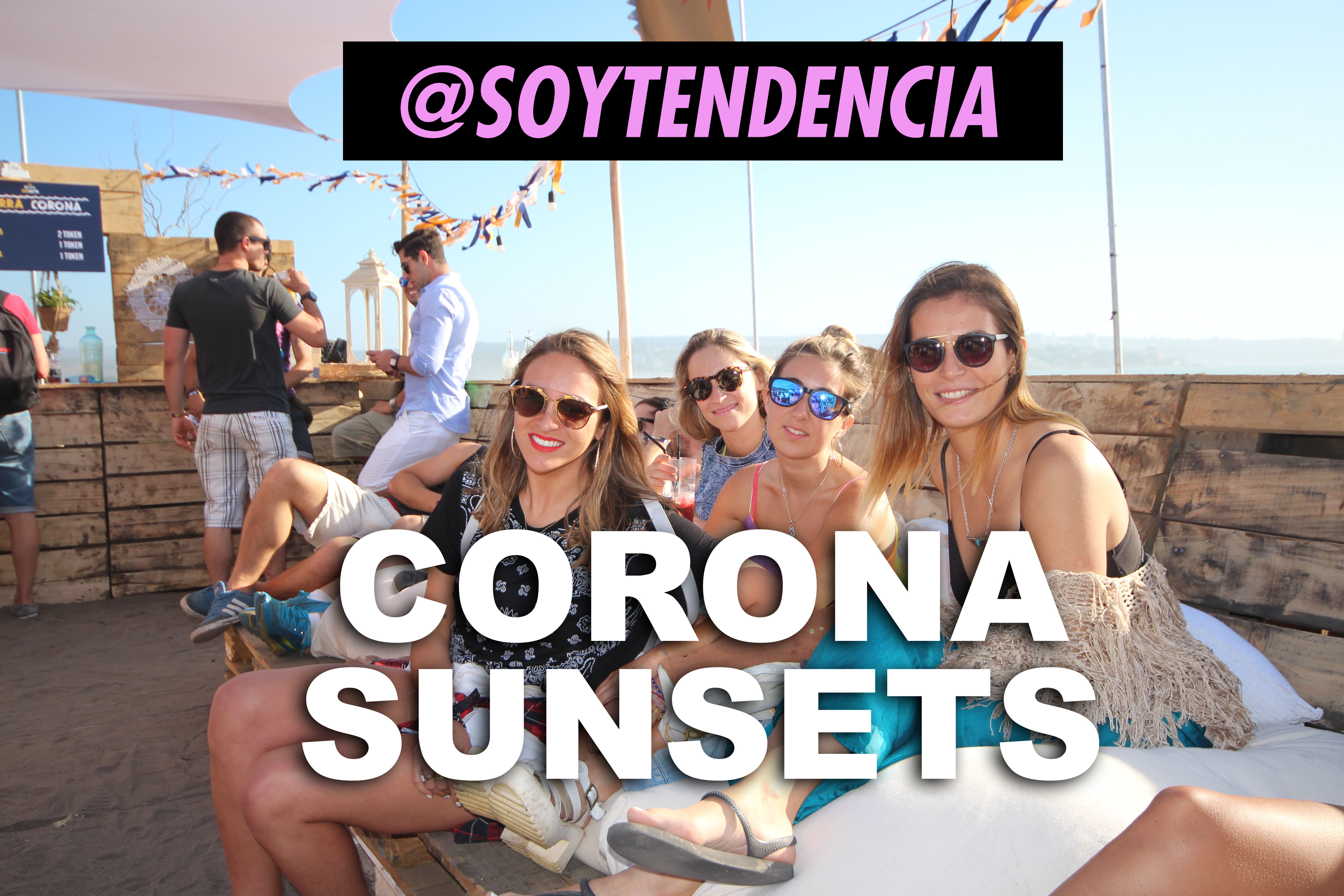 Soy Tendencia En Corona Sunsets Chile 2016