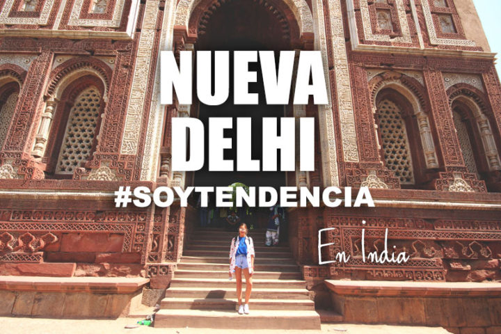VIDEO · Soy Tendencia En Nueva Delhi, India