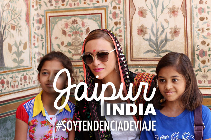 VIDEO – Soy Tendencia En Jaipur, India.