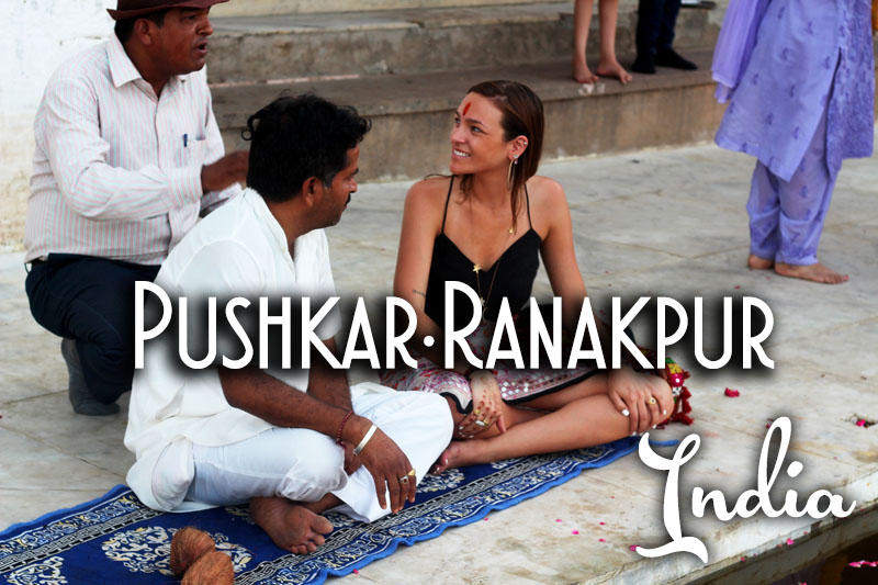VIDEO – Soy Tendencia En Pushkar Y Ranakpur, INDIA