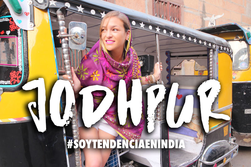 VIDEO – Soy Tendencia En Jodhpur, India