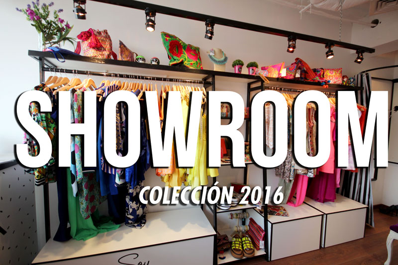 VIDEO – Primer Día De Showroom Soy Tendencia 2016