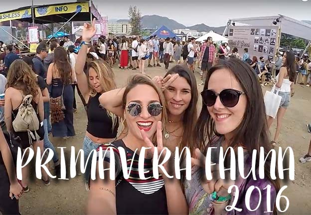 VIDEO – Soy Tendencia En Primavera Fauna