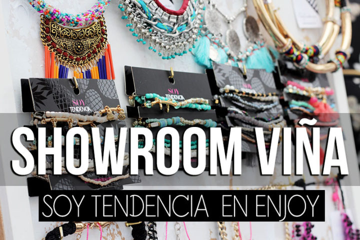 VIDEO – Soy Tendencia En Showroom Enjoy Viña Del Mar