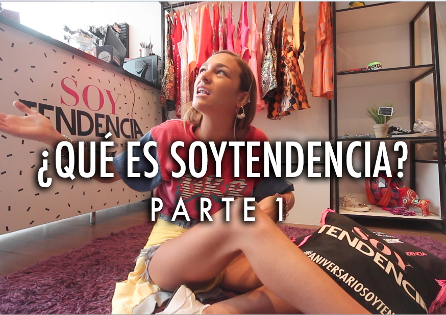 VIDEO – Que Es Soy Tendencia – PARTE 1 Y 2