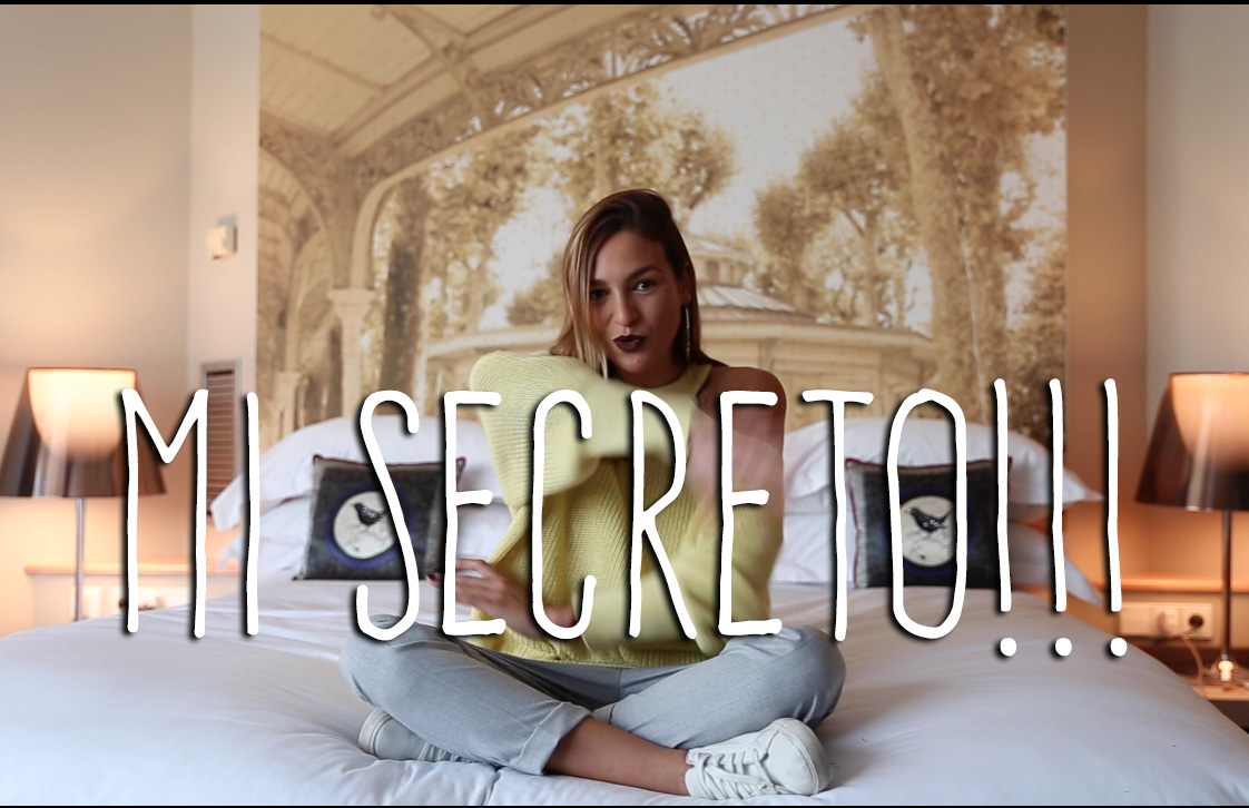 VIDEO – Este Es Mi Secreto!!