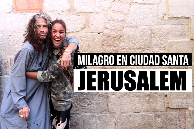 VIDEO – Soy Tendencia En Jerusalem