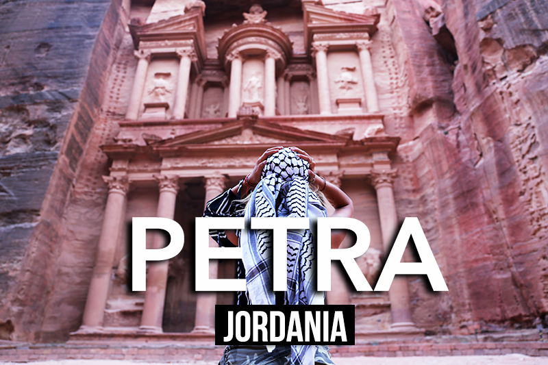 VIDEO – Soy Tendencia En Petra, Jordania