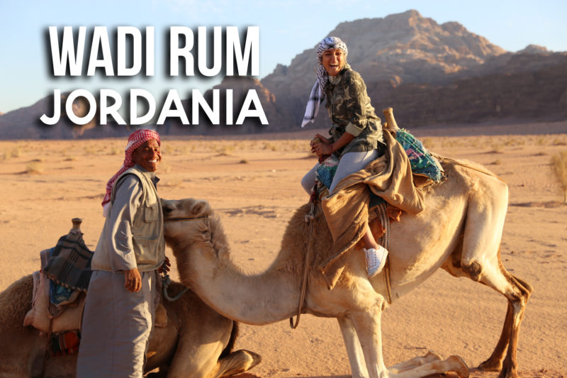 VIDEO – Soy Tendencia En Wadi Rum Jordania