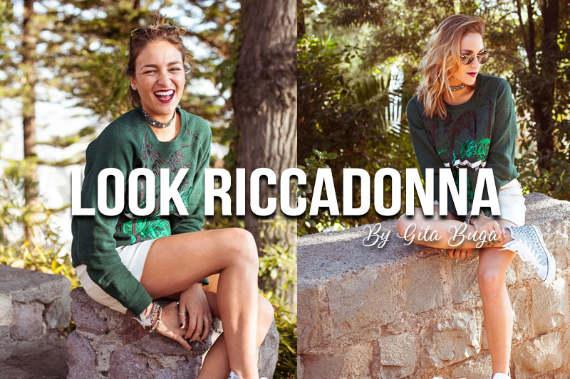 #LookRiccadonna By Gita Buga