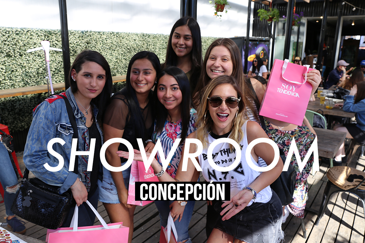 VIDEO – Showroom Soy Tendencia En Conce 25 Y 26 De Nov.