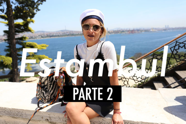 VIDEO – Recorriendo Estambul, Turquía PARTE #2
