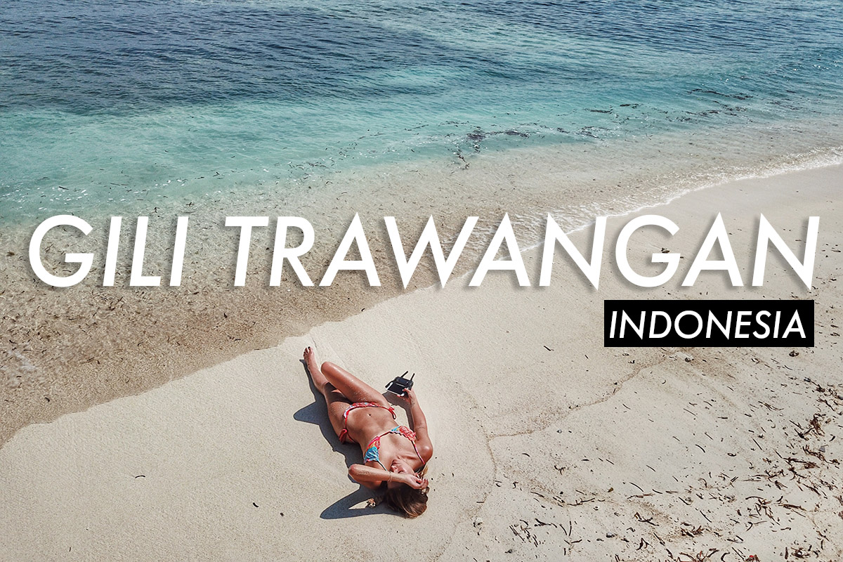 VIDEO – Una Isla Paradisiaca En Indonesia, Gili Trawangan