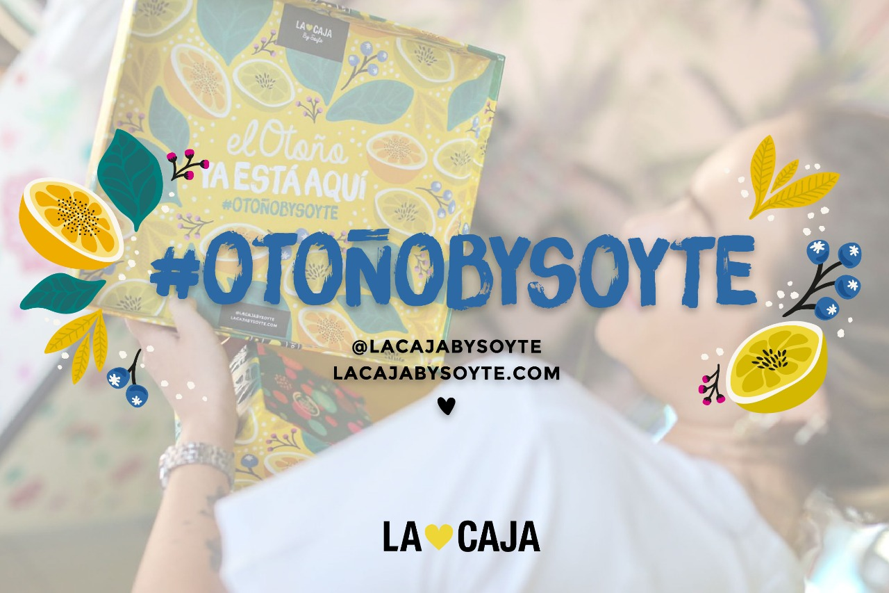 VIDEO – UNBOXING #OtoñoBySoyte