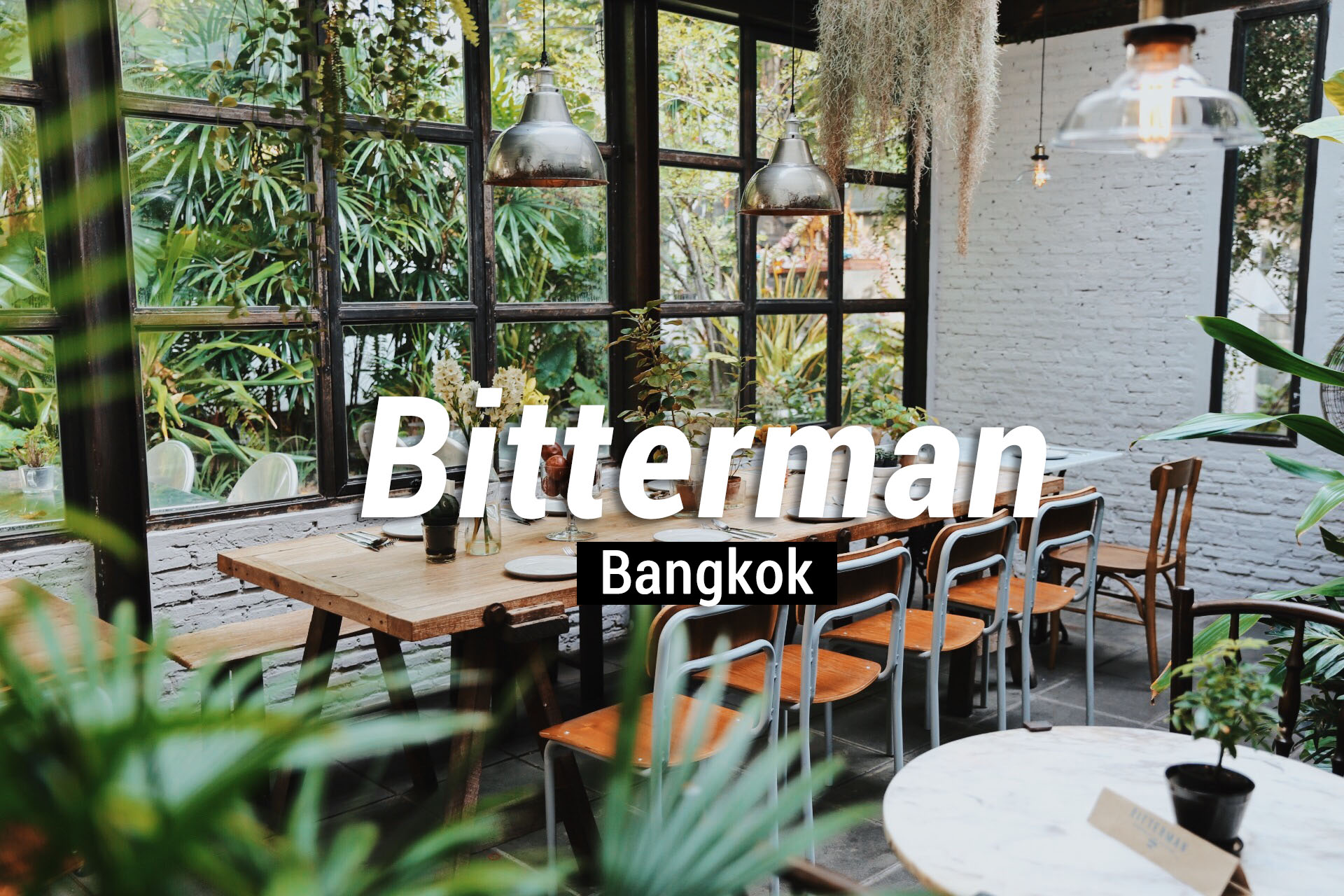 The Bitterman Bangkok