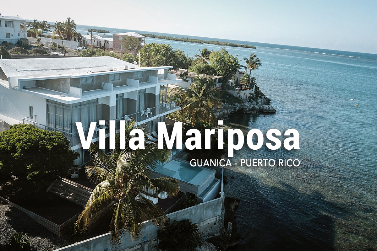 Villa Mariposa Private Luxury Beach Waterfront